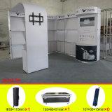 単純構造優雅な展覧会ブースデザイン