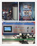 Máquina de capa de goma de cristal doble vertical Ljt05