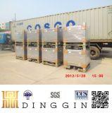 Ss304 Contentor de resíduos de aço inoxidável