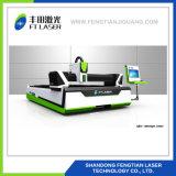 Faser-Laser-Ausschnitt-Gravierfräsmaschine 3015b des Metall800w