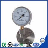 높은 Quality 및 최고 Selling Diaphragm Pressure Gauge