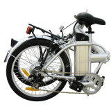 Shimano 7 속도 (TDN-004)를 가진 리튬 건전지 전기 자전거