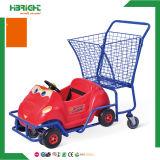 Supermarekt Kids carrinho de compras com o carro de brincar