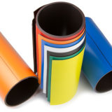 Strati personalizzati alta qualità flessibile del magnete di gomma