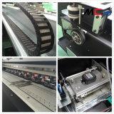 Mcjet Eco-Solvent Flex máquina de impressão digital com a Epson Dx10 Cabeçotes de impressão