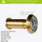 Alta qualità diametro d'ottone 16mm del foro del visore del portello da 200 gradi