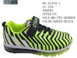 Numéro 51470 chaussures d'action de sport de garçon des chaussures du gosse