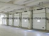 Вид в разрезе ворота/стандартная дверь гаража /дешевые двери гаража