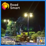 IP65 위원회를 가진 옥외 통합 태양 LED 벽 정원 빛