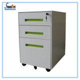 Aço de venda quente 3 gaveta gabinete pedestal móvel
