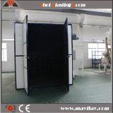 Máquina automática da limpeza da cabine do sopro de areia, modelo: Ms4080