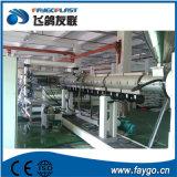Van de hoge snelheid van de Output de Plastic Machine van de Uitdrijving van het pp/pe/ps- Blad