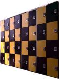 Último en diseño de laminado compacto sistema de bloqueo de código de vestuario
