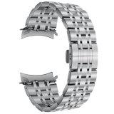 Aço inoxidável 7 Bracelete Links Assista Alça para engrenagem Samsung S3