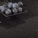 黒いギャラクシー水晶石の大きい平板