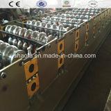Machine ondulée de feuille de toiture de système hydraulique à grande vitesse