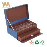 Comercio al por mayor de cartón de papel personalizado Bombones Caja de embalaje