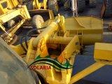 De gebruikte Originele Lader KOMATSU wa380-3 van de Machines van de Bouw van Japan Hydraulische Voor de Lader van het Wiel