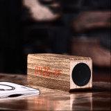 디자인 나무로 되는 Bluetooth 새로운 확성기 실제적인 목제 스피커