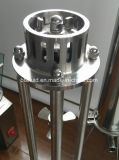 Industrieller Stahlhochgeschwindigkeitsjoghurt, der hohen Schermischer aufbereitet