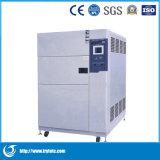 Choque térmico da câmara de ensaio/Testador de choque de temperatura/instrumentos de laboratório