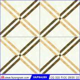 Azulejo esmaltado arte de la alfombra de la porcelana (VAP8A215)