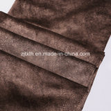 2018 China Fornecedor utilizado novo tecido de veludo