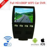 2017 neues Auto DVR Identifikation-2.0inch mit GPS, der Weg-Auto-Gedankenstrich-Kamera durch Play-back Googlemap, GPS-Logger-Auto-Digital-Videogerät DVR-2709 aufspürt