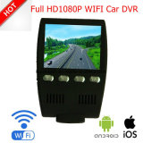 2018 2.0inch automobile DVR con il GPS che segue la macchina fotografica dal playback del Google Map, magnetoscopio DVR-2709 del precipitare dell'automobile dell'itinerario di Digitahi dell'automobile del registratore automatico di GPS