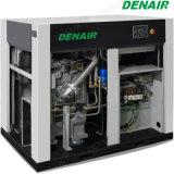 乾燥したオイルGhhの空気端が付いている自由なねじ空気圧縮機