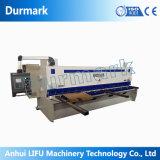 Máquina de la guillotina del metal hidráulico del CNC que pela