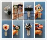 Gldg Qualitäts-Glaszubehör-Glasfilterglocke-Plättchen