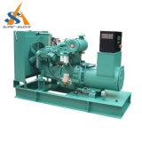 380kVA 60Hz 3段階の水によって冷却される無声ディーゼル発電機