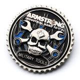カスタマイズされたデザインはダイカストの古い硬貨の価格の金属の死ヘッド硬貨のクラフトを