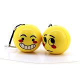 диктор портативного шаржа диктора Emoji Bluetooth веревочки дешевого милый беспроволочный