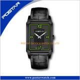 ワニパターン革バンドの涼しい方法腕時計のセリウム