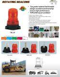 5730 SMD LED 5050 12V-80V lâmpadas de luz de advertência de strobe