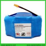 Pack batterie de lithium d'ion de Li de batterie de la batterie rechargeable 36V 4.4ah Hoverboard avec du ce