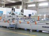 Cnc-Hochgeschwindigkeitsaluminiumstahlbohrung-Prägebearbeitung-Mitte