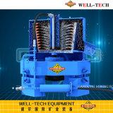 Concentratore automatico della centrifuga del minerale metallifero di scarico del separatore di gravità