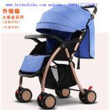 Passeggiatore del bambino delle rotelle di Approvede 8 EVA del Ce con 2 freni