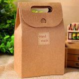 Saco Resealable do empacotamento plástico de produto comestível para o presente