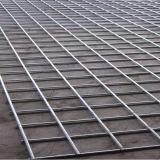Панель ячеистой сети ограждая материала надежная сваренная 4X4