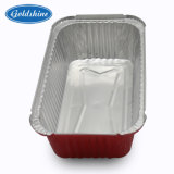 Papel de aluminio del precio del envase de alimento para llevar
