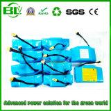 Smartboard protegidos Batería recargable de Li-ion 36V Batería Samsung 4.4ah