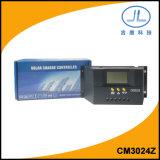 contrôleur solaire de charge de la batterie du produit PWM de panneau solaire de 30A 24V