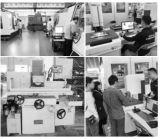 Machine de mesure automatique de visibilité d'AC-CNC