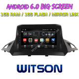"Grand écran 9"" Witson Android 6.0 voiture DVD pour Ford Kuga 2013-2014"