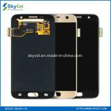 SamsungギャラクシーS3/S4/S5/S6/S7/S7端のためのLCDスクリーンの接触パネル・アセンブリー