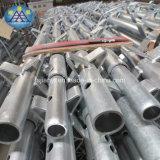 Échafaudage de soudure de Kwikstage des prix de matériaux de construction en métal plein